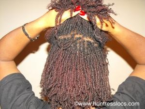Huntress Locs: Sisterlocks Year 2